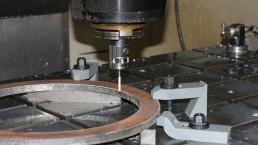 Lohnzerspanung per CNC-Fräse