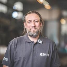 Jens Erdmann - Metallbau Nickel