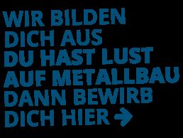 Metallbau Nickel Sarmstorf Bild Ausbildung Link