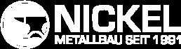 Metallbau Nickel Sarmstorf Logo