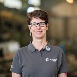 Nicole Grunewald - Metallbau Nickel