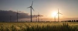 Metallbau für Windkraftanlagen von Metallbau Nickel