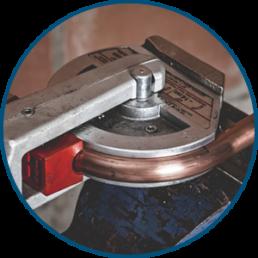 Biegearbeiten bei Metallbau Nickel