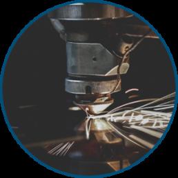 CNC-Lasern bei Metallbau Nickel