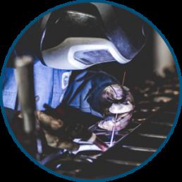 Lohn-Schweißarbeiten Metallbauunternehmen, Metallbau Nickel